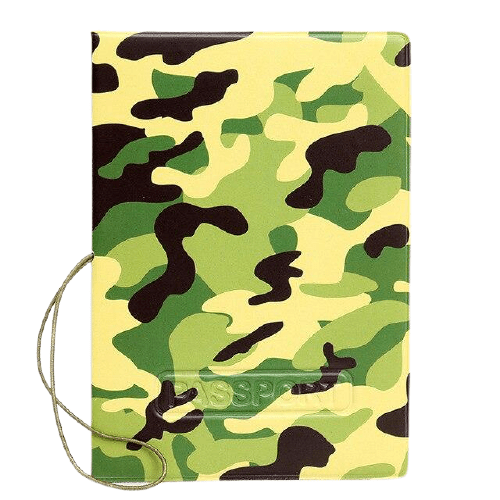 Protection passeport militaire | Mon porte carte