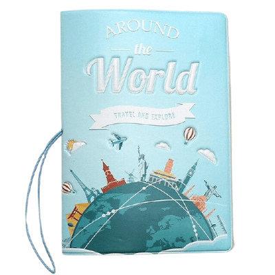 Protection passeport world | Mon porte carte
