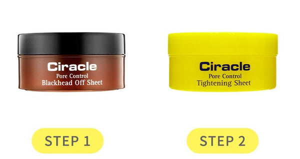 Pore Control Care 2 steps