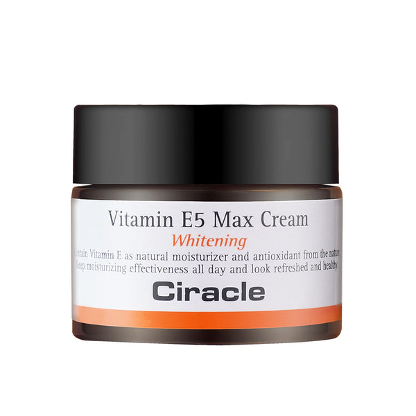 Ciracle Vitamin E5 Max Cream 50ml