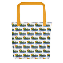 Load image into Gallery viewer, Bag - Tote Woods Logo Pattern