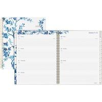 at-a-glance cambridge elle customizable weekly-monthly large planner