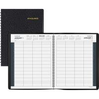 at-a-glance 8-person appointment book