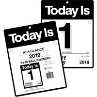 at-a-glance today is wall calendar