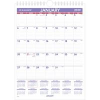at-a-glance recycled monthly wall calendar