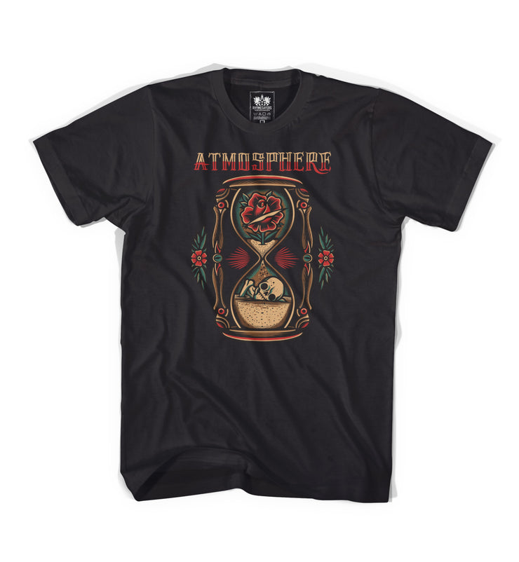 """Hourglass"" Black Shirt"