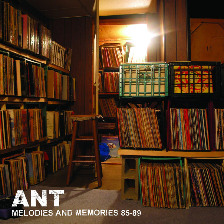 "Ant ""Melodies and Memories 85-89"" MP3"