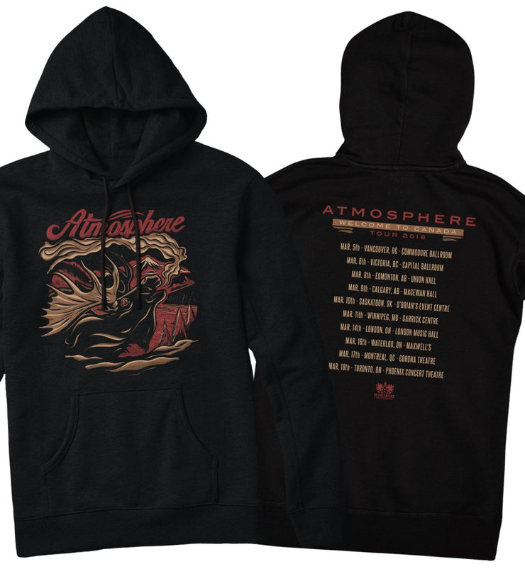 """Welcome To Canada Tour"" Hoodie"