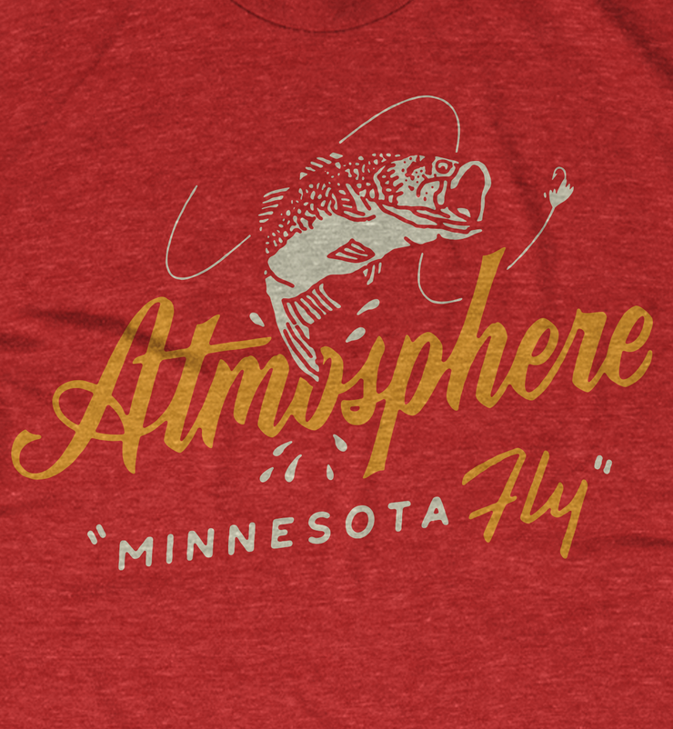"""Minnesota Fly"" Shirt"