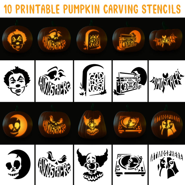 """Pumpkin"" Glow-In-The-Dark Youth"