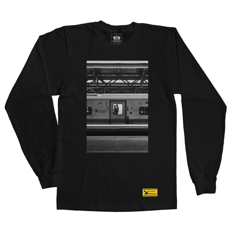 """Whoever"" Long Sleeve Shirt"