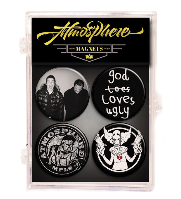 Atmosphere Magnet Pack