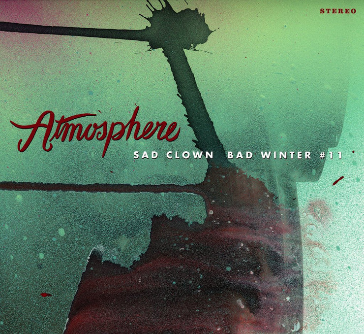 """Sad Clown Bad Winter: #11"""