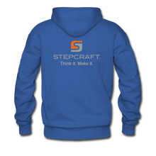 Load image into Gallery viewer, Team Stepcraft Hoodie - royal blue