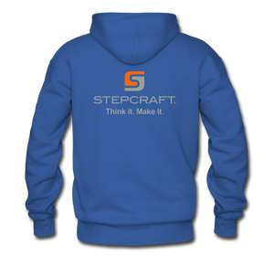 Team Stepcraft Hoodie - royal blue