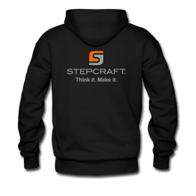 Load image into Gallery viewer, Team Stepcraft Hoodie - black