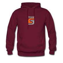 Load image into Gallery viewer, Team Stepcraft Hoodie - burgundy