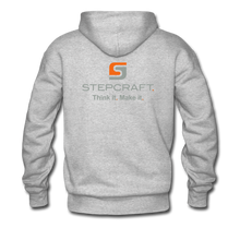 Load image into Gallery viewer, Team Stepcraft Hoodie - heather gray