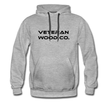 Load image into Gallery viewer, Men's Premium Hoodie - heather gray