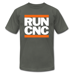 Run CNC Gray - asphalt