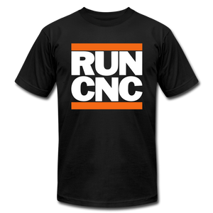 Run CNC Gray - black