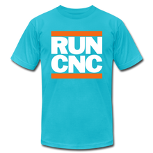 Load image into Gallery viewer, Run CNC Gray - turquoise