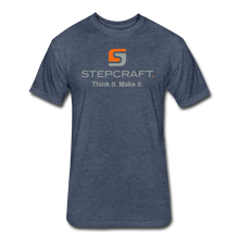 Load image into Gallery viewer, Stepcraft T - heather navy