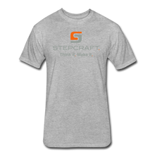 Load image into Gallery viewer, Stepcraft T - heather gray