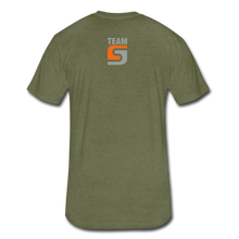Load image into Gallery viewer, Stepcraft T - heather military green