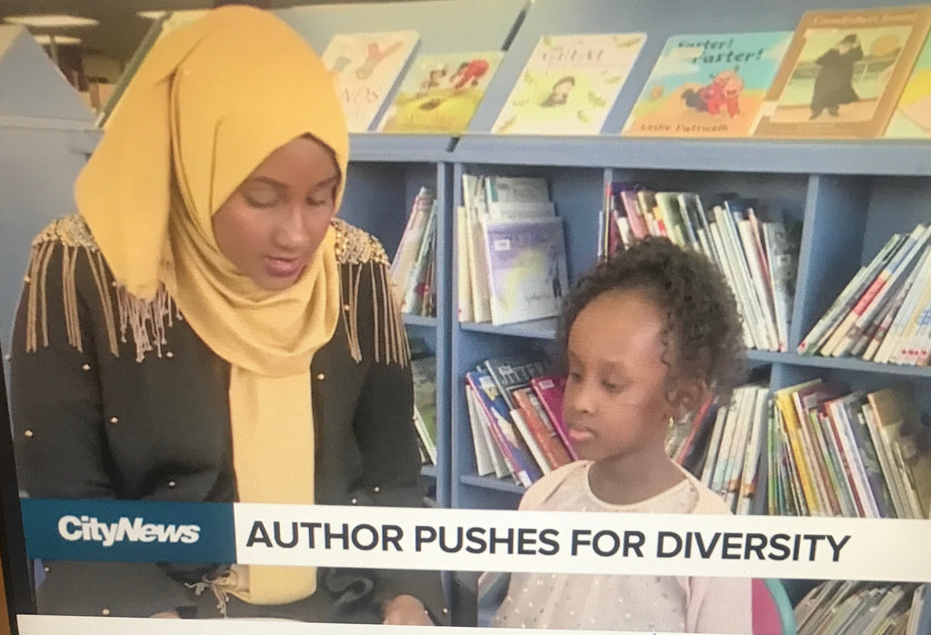 CityNews - AUTHOR PUSHES FOR DIVERSITY