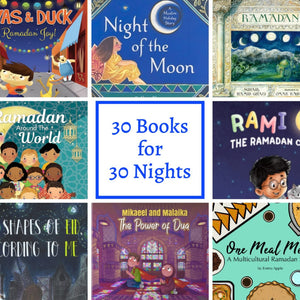 30 Books For 30 Nights Of Ramadan