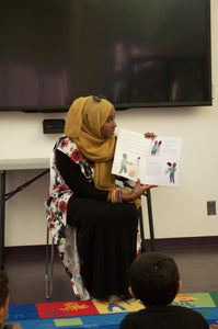 An Edmonton mother didn't see Somali-Muslim experiences in children's books — so she wrote one