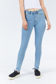 Erin Jeans - Light blue stone