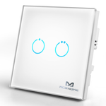 MCOHome light switch panel 310 series ( 2 gang )