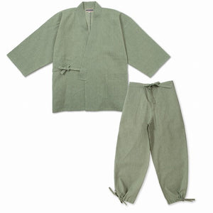 2060 Men's Samue Working Cloth Cotton Shijira