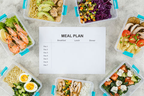 Kanyoga Meal Routine
