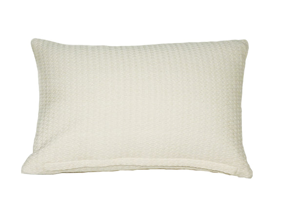 Kanyoga Relaxing Pillow Filled With Buckwheat Hulls - 30 L x 46 W CM