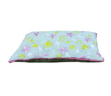 KANYOGA Bright Star Embroidery Mustard Seed Baby Pillow - 21 x 26 x 3 cm