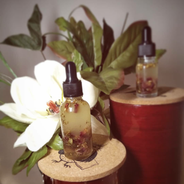 Rose Facial Serum