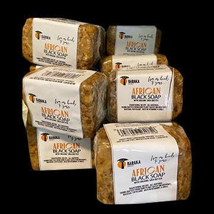 Baraka Black Soap