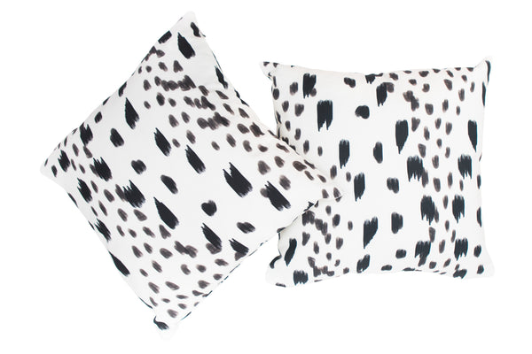 Black and White II Pillow
