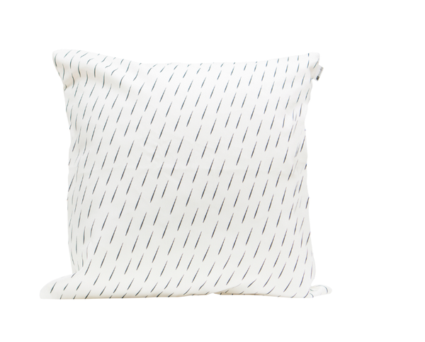 Black and White III Pillow