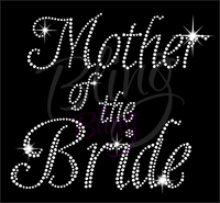 Mother of the Bride Shirt, Mother in law Shirt, Bridal Shirt, Rhinestone Shirts, Bling Shirts