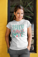 Saved By Love Shirts, Easter Teacher Shirts, Shirt For Teacher, Teacher Shirt, Teacher t shirt, Teacher Gifts, Gift For Teacher