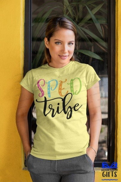 SPED Tribe Teacher Shirt, SPED Team Shirts, SPED Shirt, T shirt for Teachers, Teacher Back To School Shirt, Shirt For Teachers