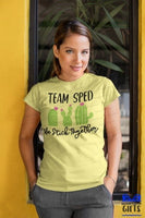 Team SPED Teacher Shirt, SPED Team Shirts, SPED Shirt, T shirt for Teachers, Teacher Back To School Shirt, Shirt For Teachers