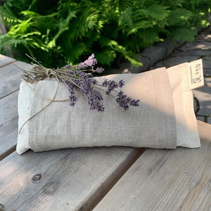 Load image into Gallery viewer, Lavender Linen Eye Pillow