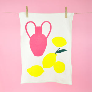 Fruits Tea Towel
