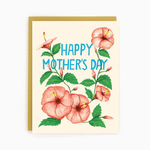 Mother's Day Fleurs Card
