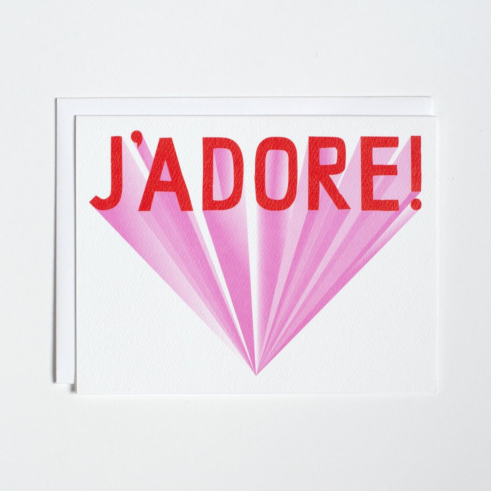 Load image into Gallery viewer, J'Adore Card